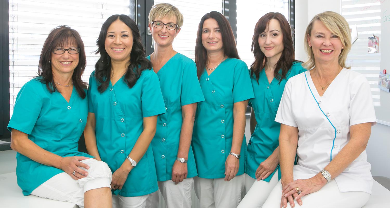 Team Diabetes-Praxis Dr. Vera Lang