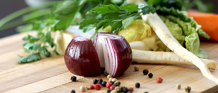 Gesund und fettarm kochen