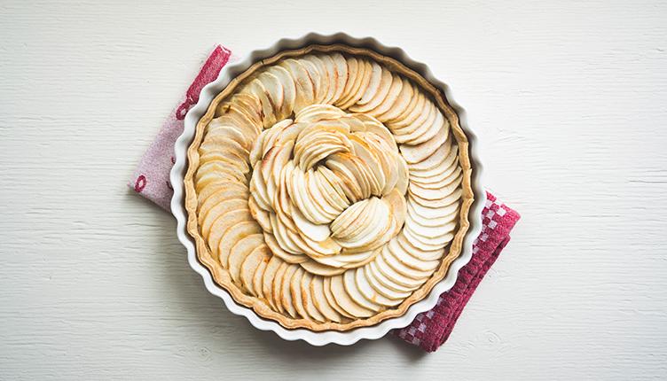 Elsässer Apfeltorte